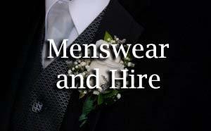 Wedding Attire Menswear Jersey