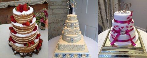 Wedding Cakes Jersey